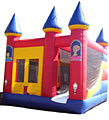 Princess Castle Slide - Red