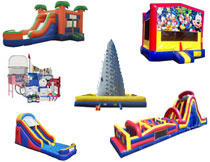School carnival party package rentals Beaverton