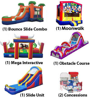 lake oswego school carnival package