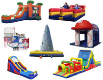 ultimate fun party package rentals texas