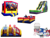 Youth group event rentals texas