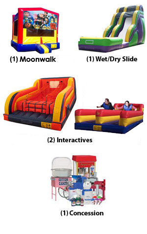 Youth Group party rentals vancouver washington